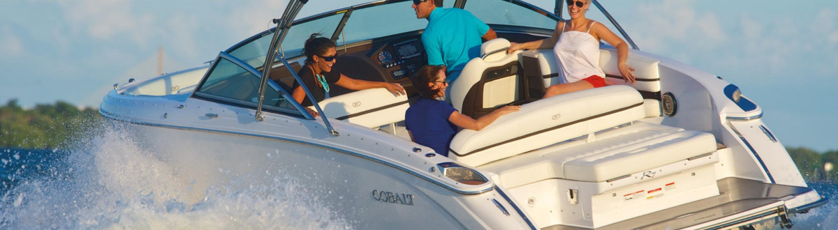 Cobalt Boats | River City Boat Sales & Marine Services
